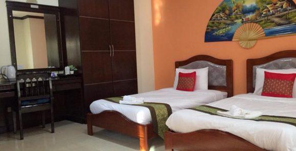 エンポリウム ホテル (Emporium Hotel)の客室