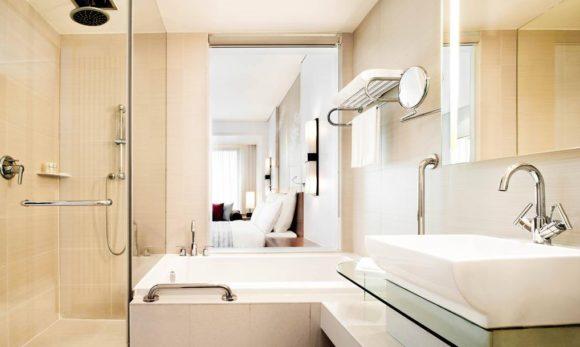 ル・メリディアン チェンマイの洗面所