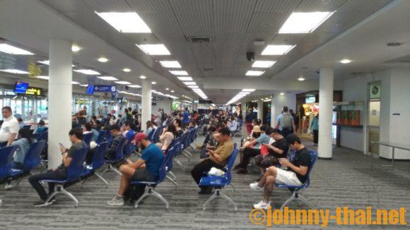 チェンマイ空港