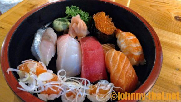 ai sushiの握りセット
