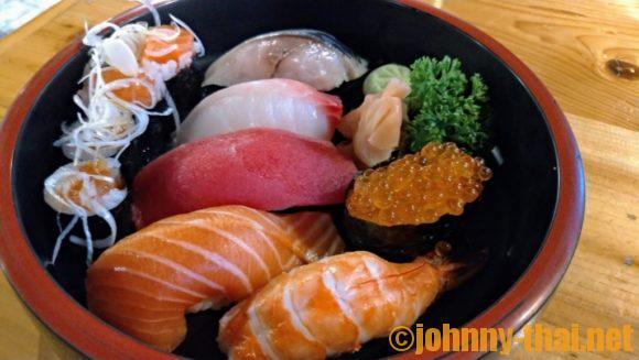 ai sushiの握り寿司