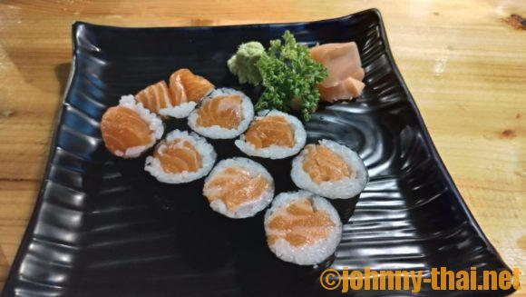 ai sushiの海苔巻き