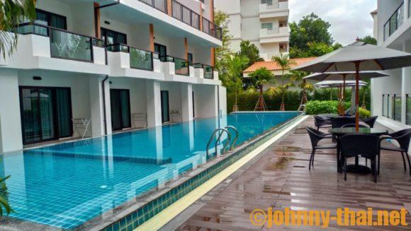 HOTEL MAYUのプール