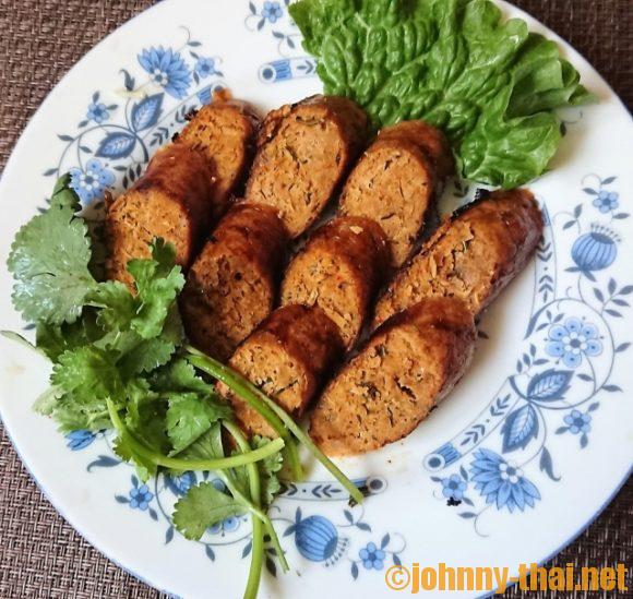 北タイ料理「サイウア」