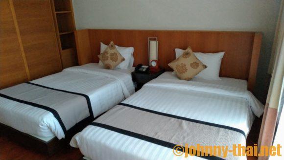カンタリーヒルズの寝室