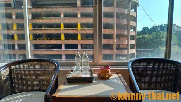チェンマイオーキットホテル客室