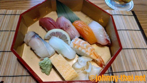 飛翔のランチ寿司