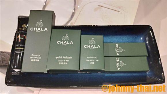チャラ ナンバー6(Chala Number 6)のデラックス ツインルーム