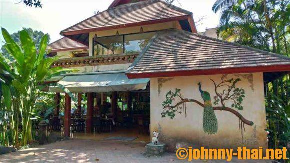 ヤーンカムビレッジ(Yaang Come Village)のレストラン