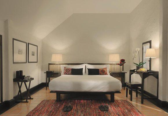 タマリンドビレッジの客室