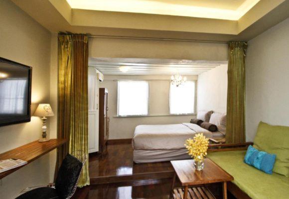 セブンセンスゲストハウスの客室