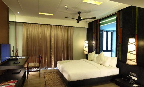 De Chai The Oriental Hotelの客室