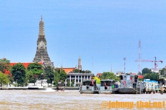 バンコク三大寺院見学ツアー