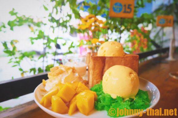 Bannom Cafe'のスイーツ