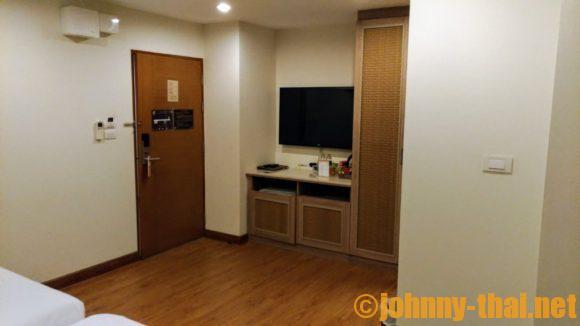 S17@Nimman Hotelの客室