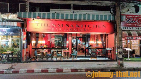 Salsa Kitchenの外観画像