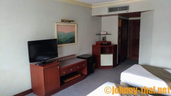 ポーンピンタワーホテルの客室