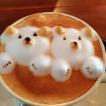 Bear Hug Cafeの3Dラテ画像