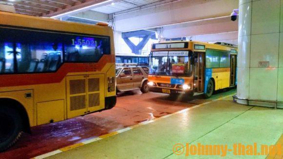 ドンムアン空港エアポートバス