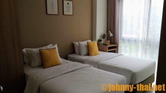 One Bedroom Grand Suiteの客室