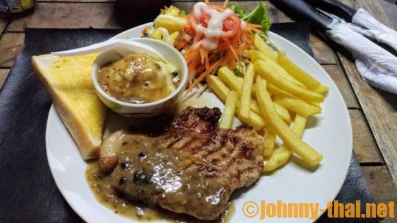 Steak Somjaiのステーキ画像