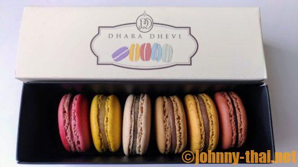 DHARA DHEVI CAKE SHOPのマカロン(6個入り)