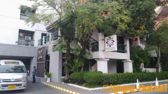 Star Hotel Chiang Maiの外観