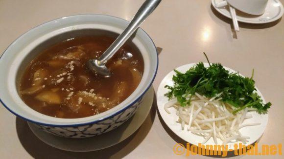 謝東興のふかひれスープ