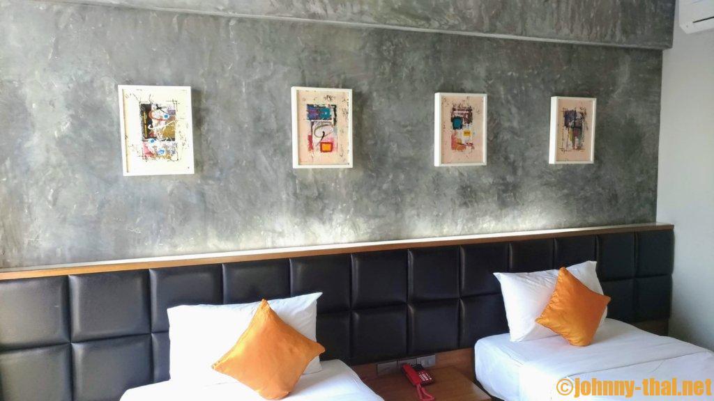 B2 Thippanate Hotelの客室