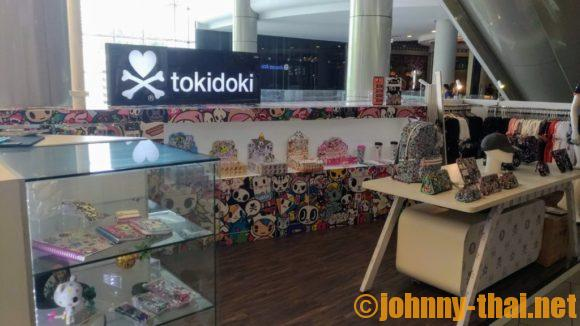 ターミナル21の3階店内画像