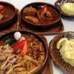 GARAKUバンコクのスープカレー3種類