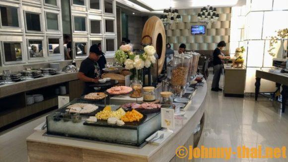 グランド センター ポイント ホテル ターミナル 21 (Grande Centre Point Hotel Terminal 21)の朝食ブッフェ