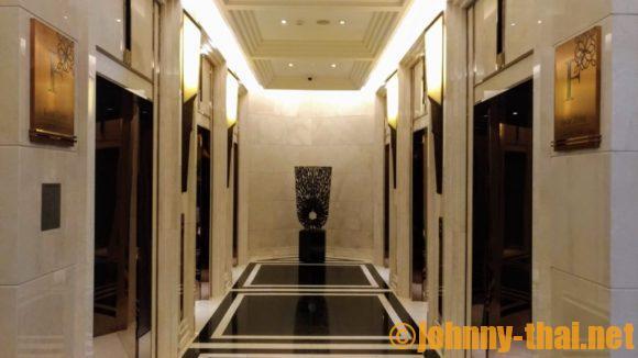 グランド センター ポイント ホテル ターミナル 21 (Grande Centre Point Hotel Terminal 21)のエレベーターホール